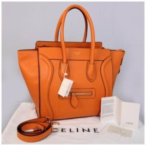 Celine Nano semprem klt polos 20287-2(Orange) ~ 30x15x30 idr@380rb
