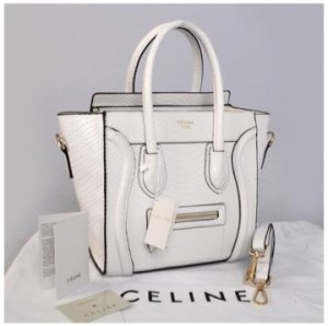 Celine croco semprem 20286(White) ~ 25x15x25 idr@355rb