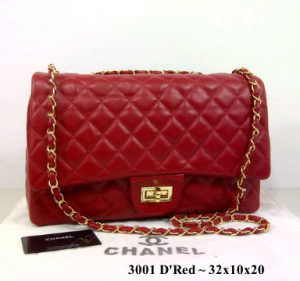 Chanel 3001(D'Red)