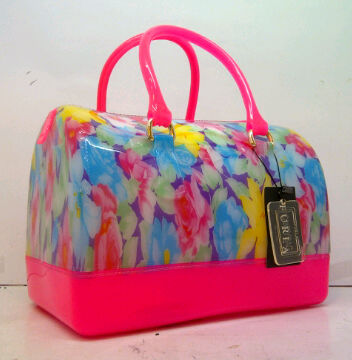Furla Flower SEMOR F1001(L'Pink) ~ 30x18x21 idr@385rb