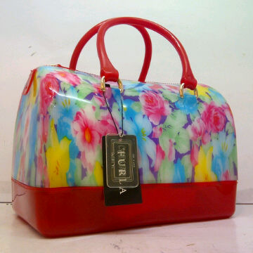 Furla Flower SEMOR F1001(Red) ~ 30x18x21 idr@385rb