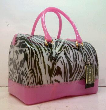 Furla Zebra SEMOR F1001(BB Pink) ~ 30x18x21 idr@385rb