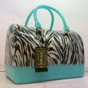 Furla Zebra SEMOR F1001(Green Toska) ~ 30x18x21 idr@385rb(1)