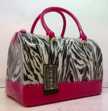 Furla Zebra SEMOR F1001(Pink Fanta) ~ 30x18x21 idr@385rb