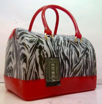 Furla Zebra SEMOR F1001(Red) ~ 30x18x21 idr@385rb