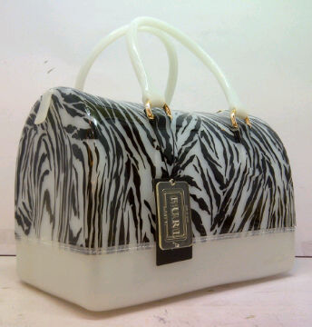 Furla Zebra SEMOR F1001(White Coconut) ~ 30x18x21 idr@385rb