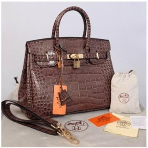 HB croco embosed semprem 1412(Coffee) ~ 30x17x23 idr@385rb