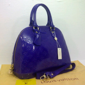 LV Alma Jelly SEMOR 1318(Purple) ~ 33x15x25 idr@385rb