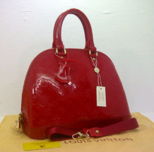 LV Alma Jelly SEMOR 1318(Red) ~ 33x15x25 idr@385rb