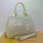 Tas Louis Vuitton Alma Jelly 1318 Semi Ori