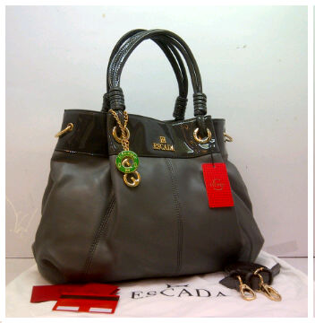 New ESCADA super klt & glossi 169(Gray) ~ 38x13x30 idr@325rb