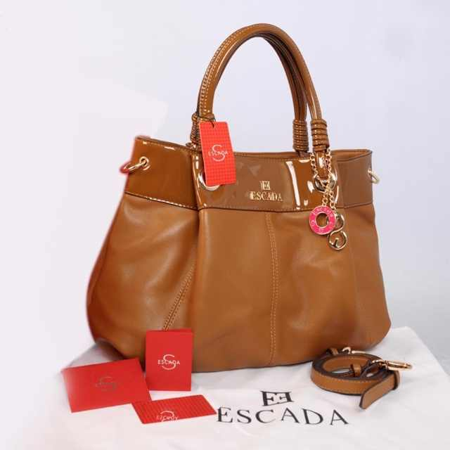 New ESCADA super klt & glossi 169(Natural) ~ 38x13x30 idr@325rb