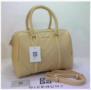 New Givenchy speedy klt super 8986(BeiGe) ~ 31x15x21 idr@325rb