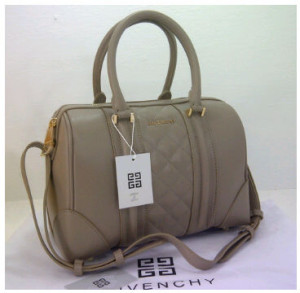 New Givenchy speedy klt super 8986(Gray) ~ 31x15x21 idr@325rb