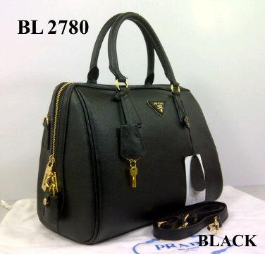 Prada Epson semi speedy BL 2780(Black) ~ 30x15x23