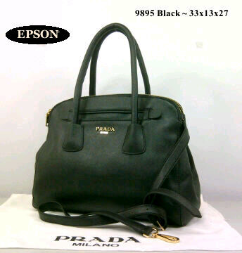 Prada epson super 9895(black) idr@325rb