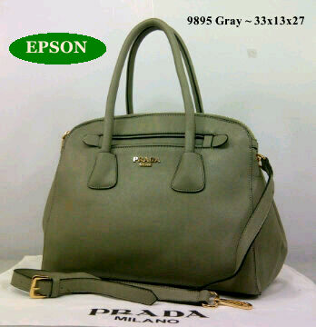 Prada epson super 9895(gray) idr@325rb