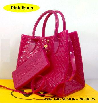 Webe Jelly SEMOR set(pink fanta)