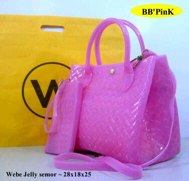 Webe Jelly SEMOR(BB'PiNk)