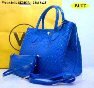 Webe Jelly SEMOR(Blue)