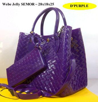 Webe Jelly SEMOR(D'Purple)