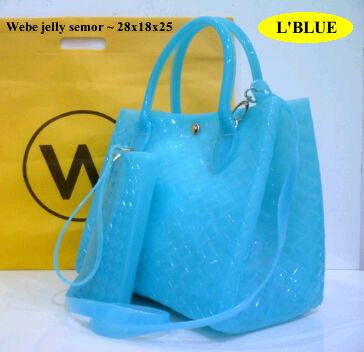 Webe Jelly SEMOR(L'BLUE)