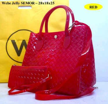 Webe Jelly SEMOR(Red)
