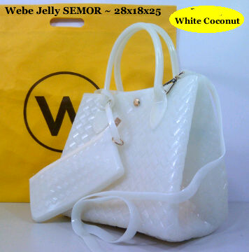 Webe Jelly semor set(White Coconut)