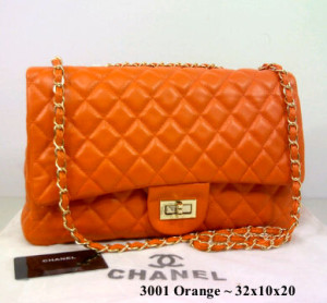 chanel 3001 (orange)