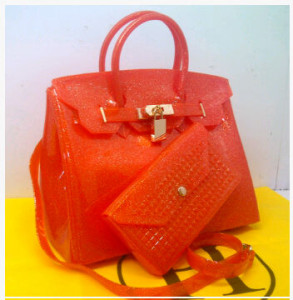 HB Jelly gliter SEMOR set(Orange) ~ 30x15x23 idr@355rb(1)