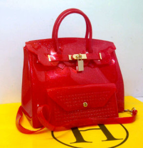 HB Jelly gliter SEMOR set(Red) ~ 30x15x23 idr@355rb(1)