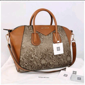 Givenchy batik super 1210K(Apricot-Brown) ~ 33x18x28