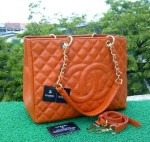Tas Chanel Grand Shopping Tote Caviar CH504 Super