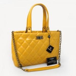 CH506-Yellow ~ 33x8x23 Chanel classic kwalitas semprem