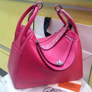 HD30tco or HD34(Fanta Pink) ~ 30x15x22 or 34x15x22 Hermes Lindy klt jeruk kwalitas premium