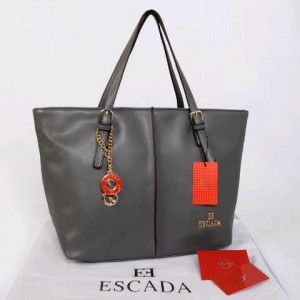 Hot promo Escada super klt dove T1063(Grey) ~ 31x15x27Free mainan escada bebas warna