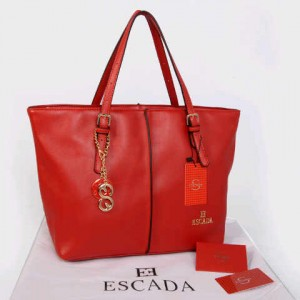 Hot promo Escada super klt dove T1063(Red) ~ 31x15x27  Free mainan escada bebas warna