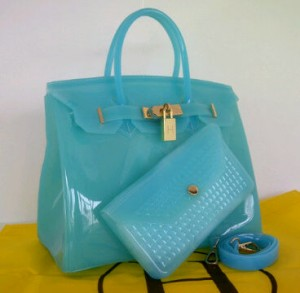 Limited HB Jelly SEMOR(BB'Blue) ~ 30x15x23