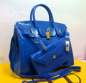 Limited HB Jelly SEMOR(Blue) ~ 30x15x23