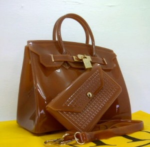 Limited HB Jelly SEMOR(Chocolate) ~ 30x15x23