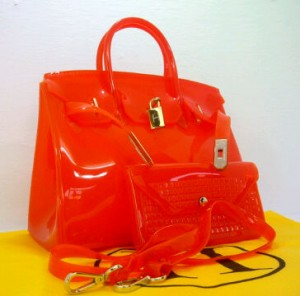 Limited HB Jelly SEMOR(Orange) ~ 30x15x23