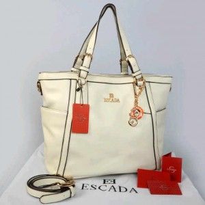 New Escada super 3ruang SH1069(White) ~ 33x15x28