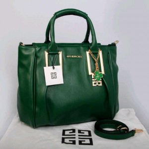 New  Givenchy super klt dove 1056-1(Green) ~ 30x12x30