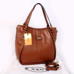 Tods sacca super klt dove T352(Brown) ~ 30x13x30
