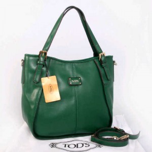 Tods sacca super klt dove T352(Green) ~ 30x13x30
