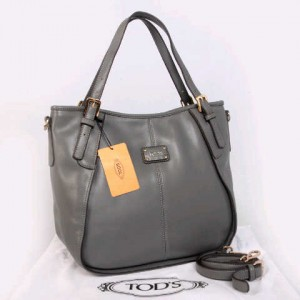 Tods sacca super klt dove T352(Grey) ~ 30x13x30