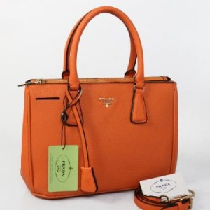 2274(Orange) ~ 33x13x23 New Prada safiano taega epson kwalitas super