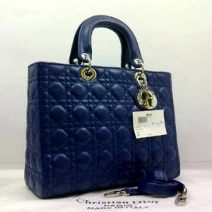 8802-2(Blue) ~ 30x10x23 Christian Dior lambskin dove kwalitas super