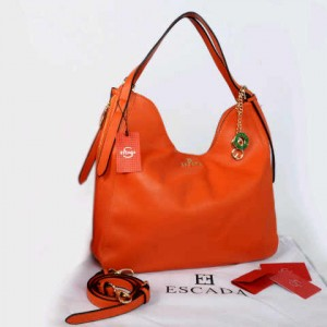 New Escada super klt dove 1359(orange) ~ 33x11x35