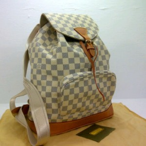 New LV Back Pack super klt matang 51135EC(Azure) ~ 31x13x38
